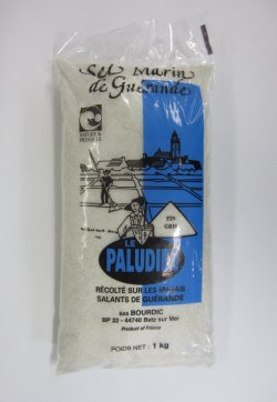 画像1: ゲラントの塩 1kg